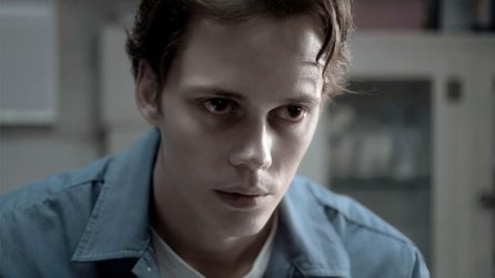 Stephen Kings Castle Rock - Düsterer Trailer zur Horror-Serie mit Pennywise-Darsteller Bill Skarsgard