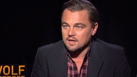 The Wolf of Wallstreet - Leonardo DiCaprio im Interview