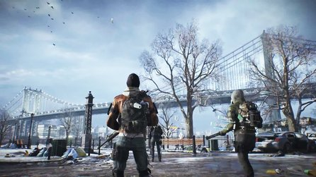 The Division - Entwickler arbeiten angeblich an Battle Royale-Shooter à la Fortnite & PUBG