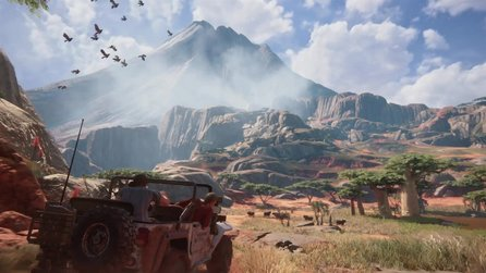 Uncharted 4 - Technik-Trailer: So entstand das Actionspiel