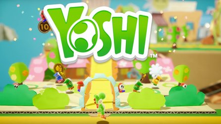 Yoshi's Crafted World - Nintendo Switch-Jump&Run erhält finalen Titel & Release-Zeitraum