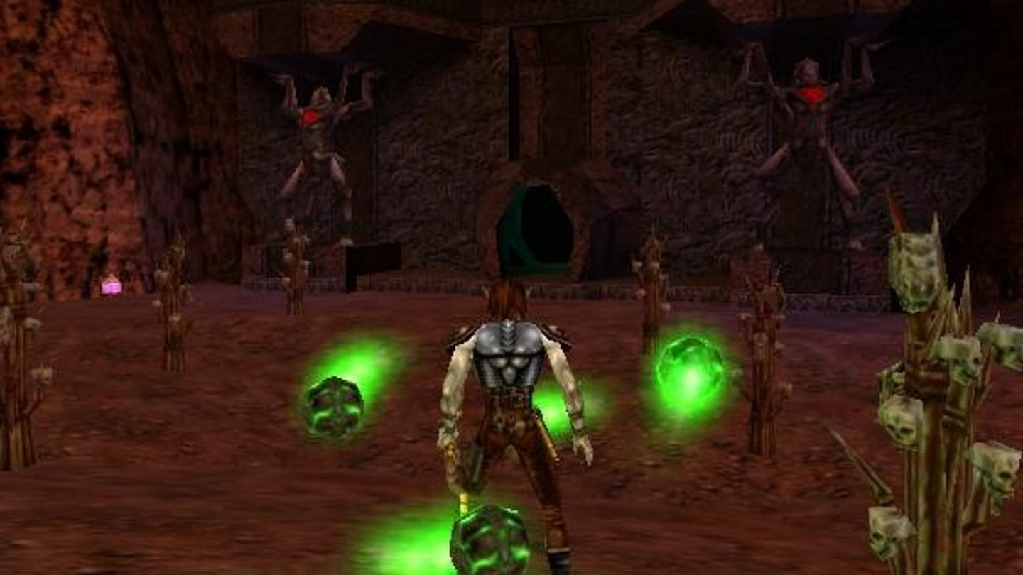 1998: Heretic 2Id Tech 2 (Quake II Engine)
