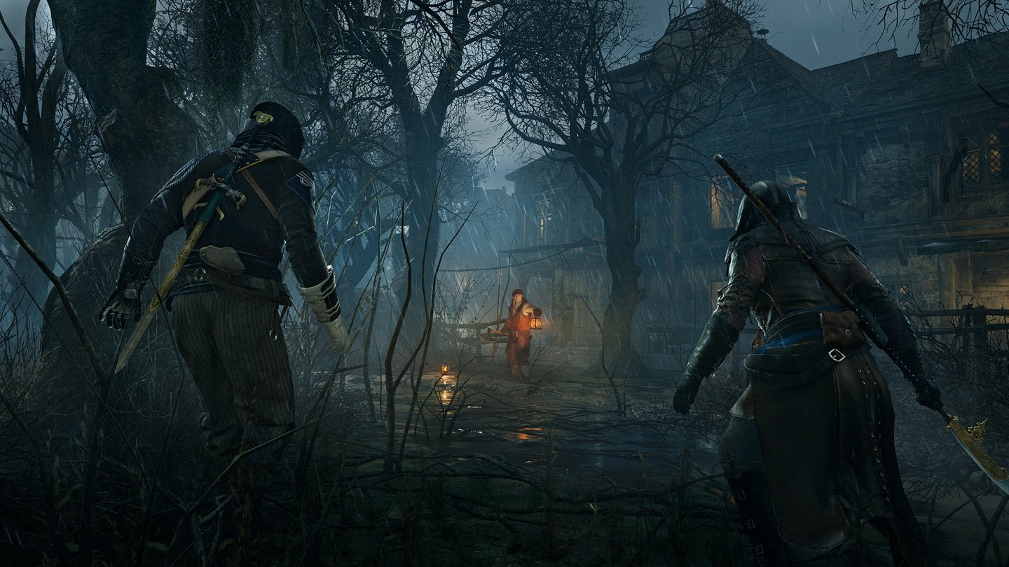 Asssassin's Creed Unity - Screenshots