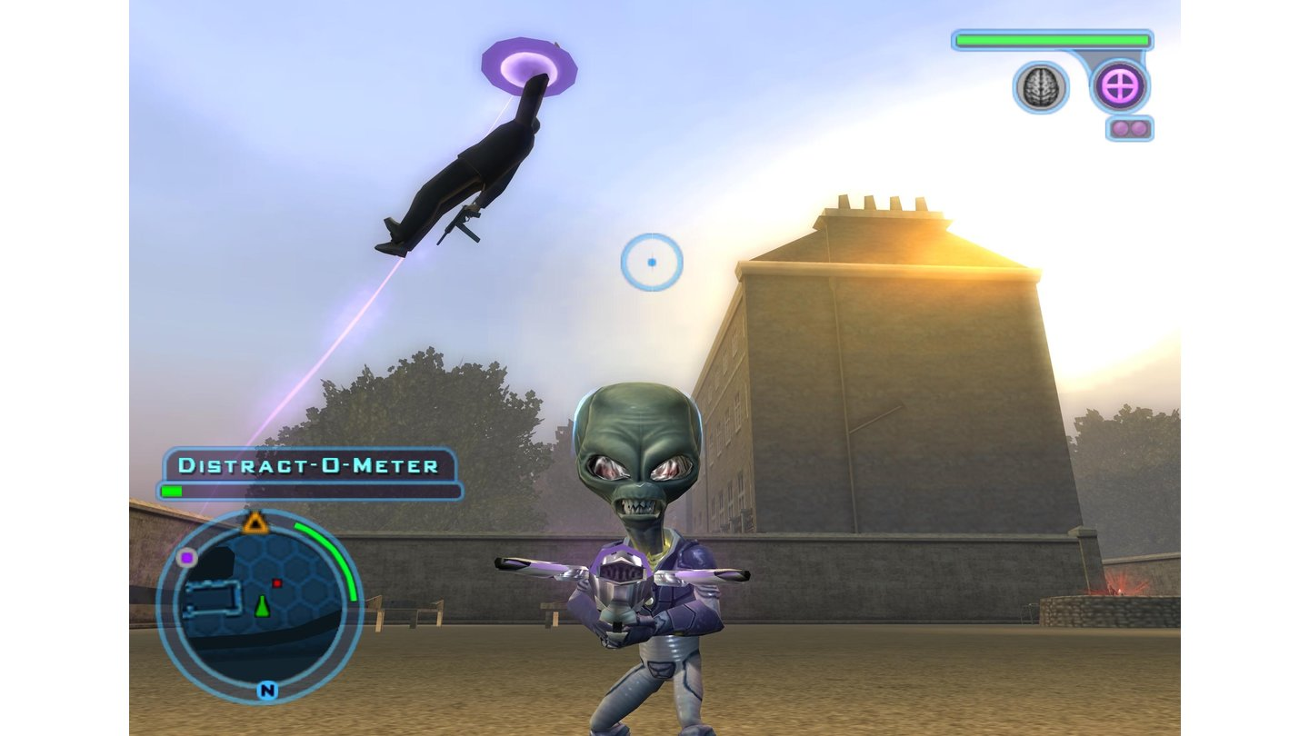 Destroy all Humans 2 6