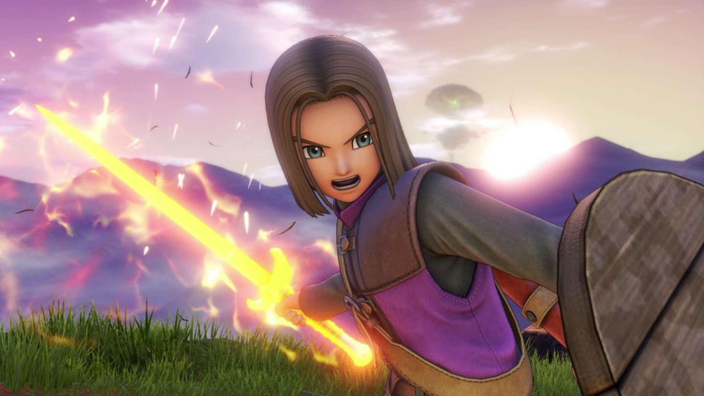 Dragon Quest 11 - Lichtbringer