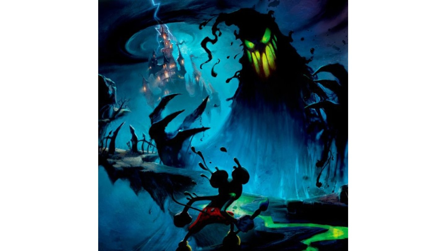 Epic Mickey - Artwork