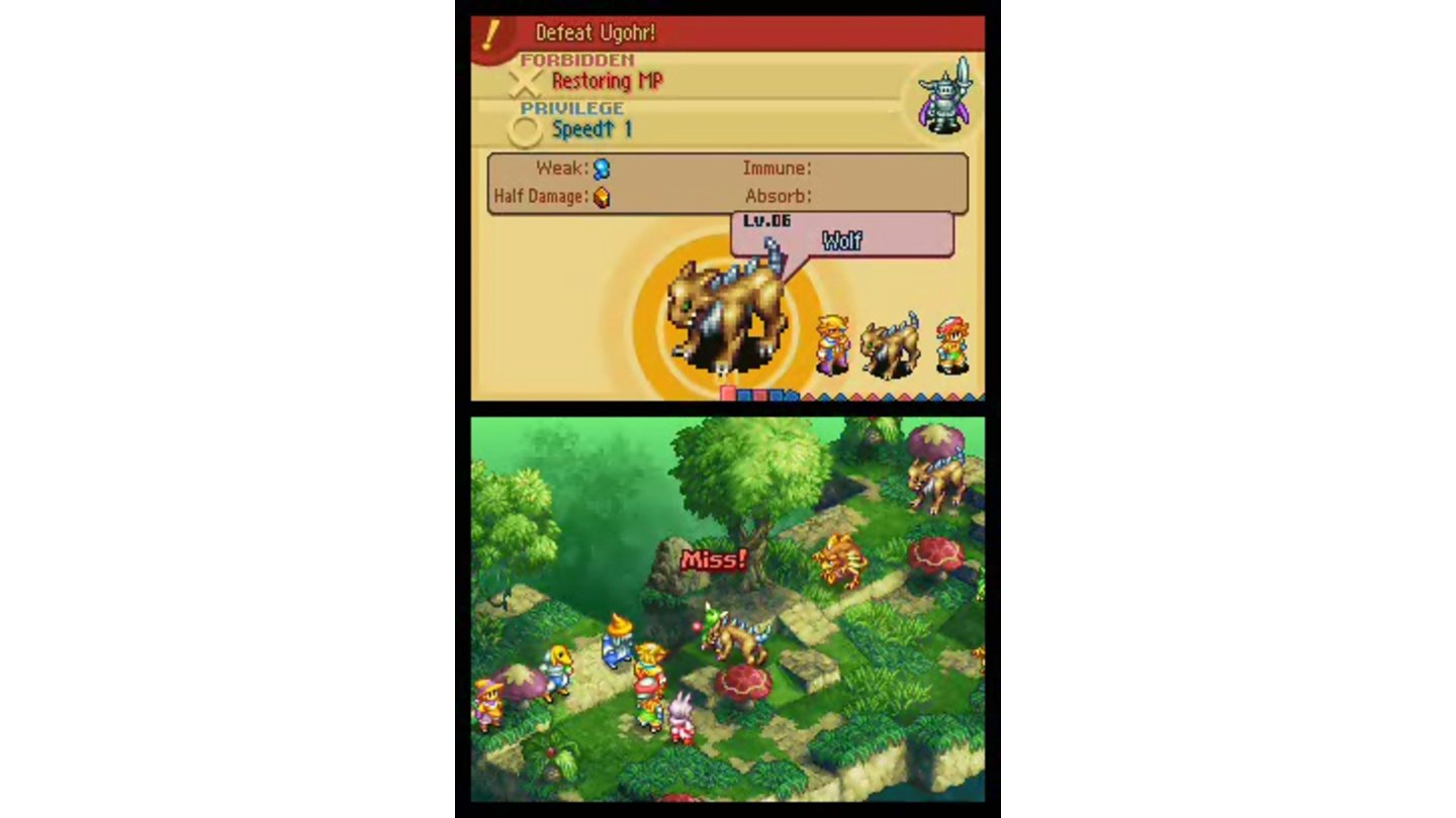 Final Fantasy Tactics A2 Grimoire of the Rift DS 14