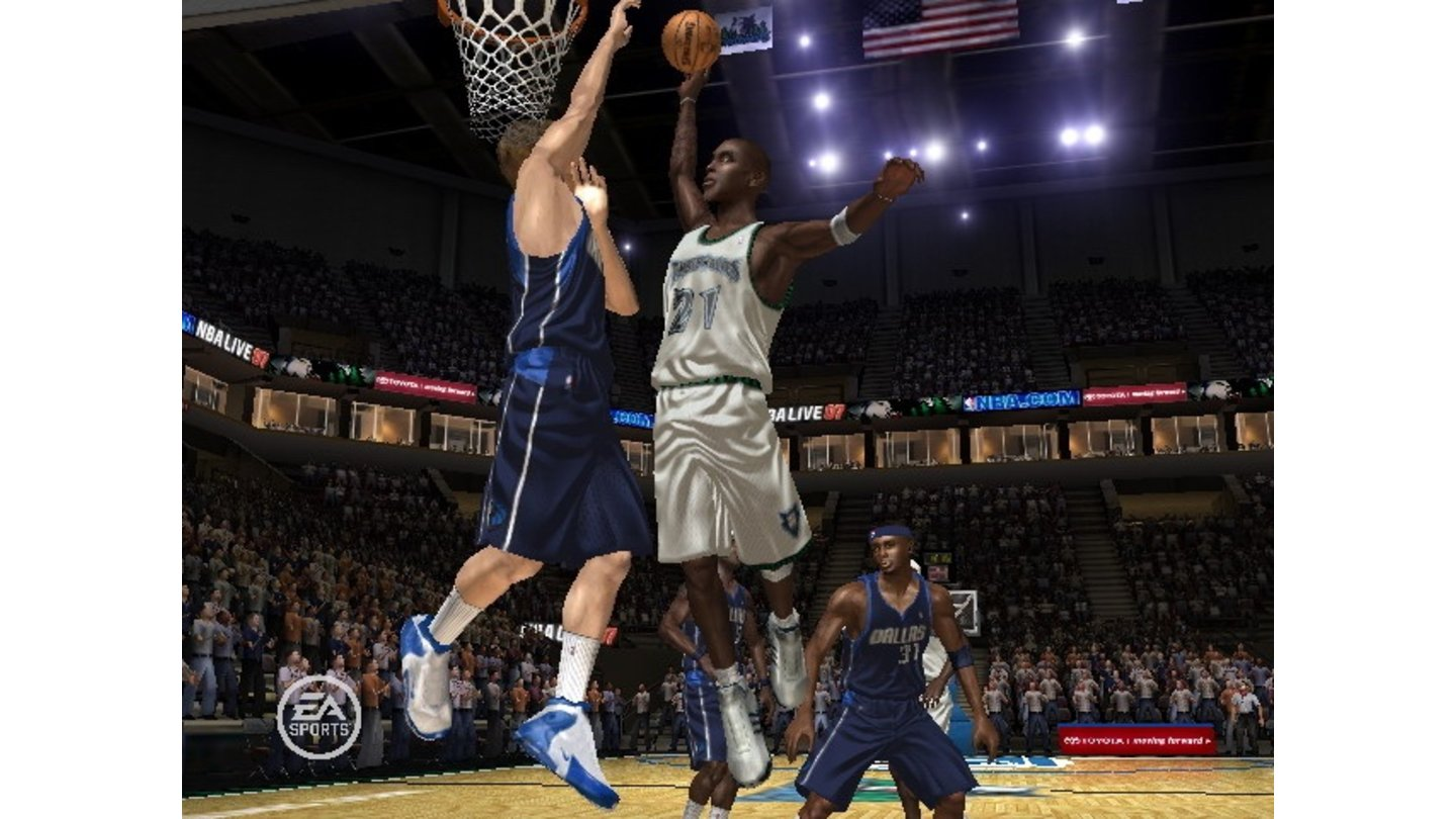 NBA Live 07 this-gen 8