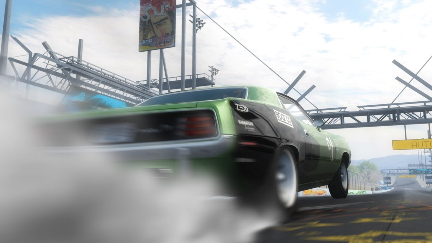 Need for Speed Pro Street 2