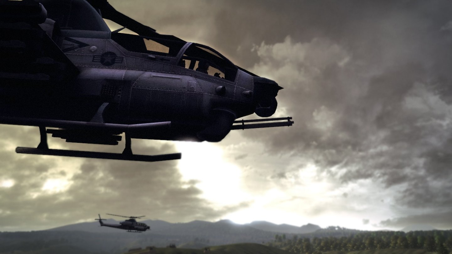 Operation Flashpoint 2 Dragon Rising 1