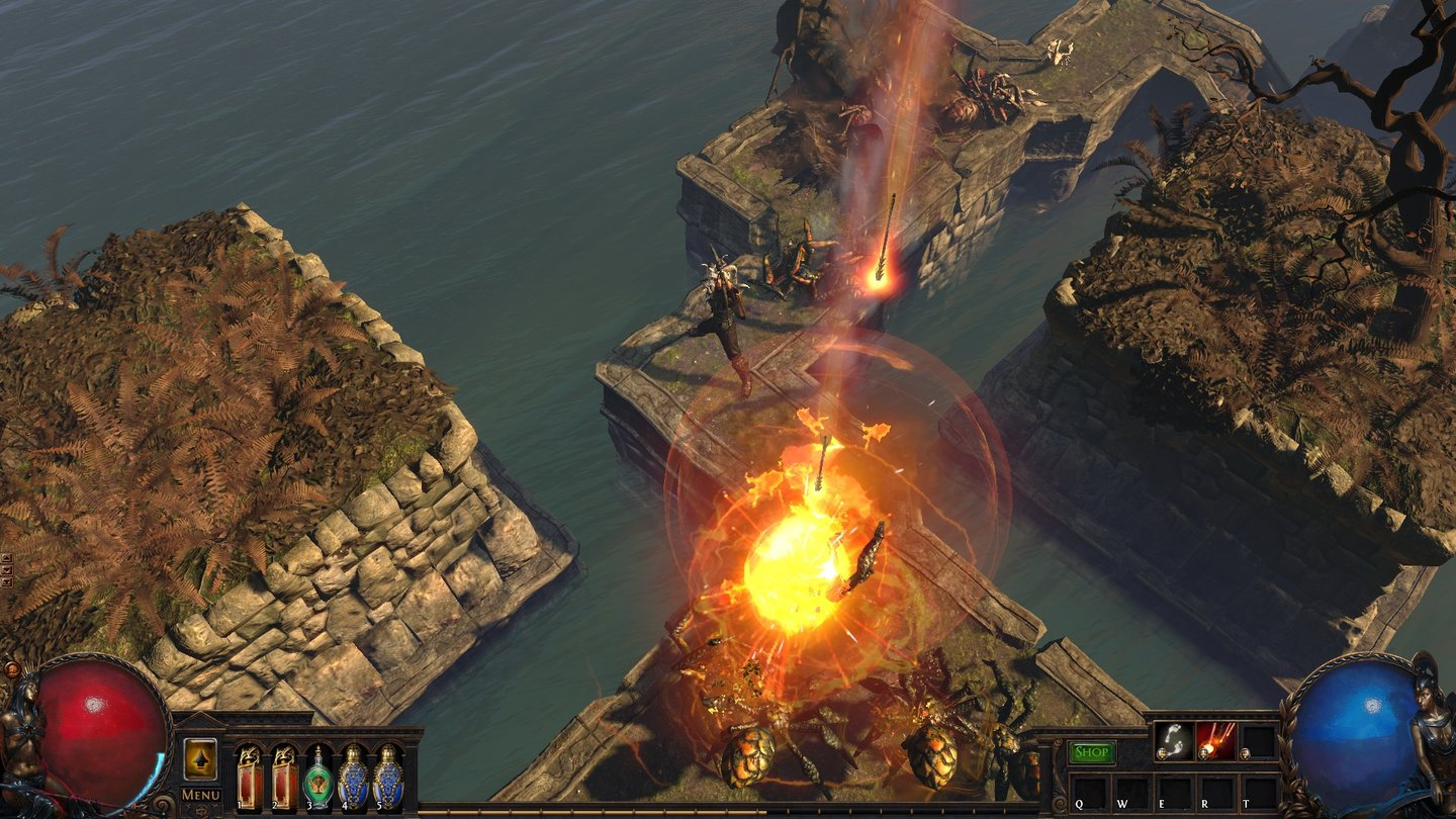 Path of Exile - The Fall of Oriath - Screenshot 08