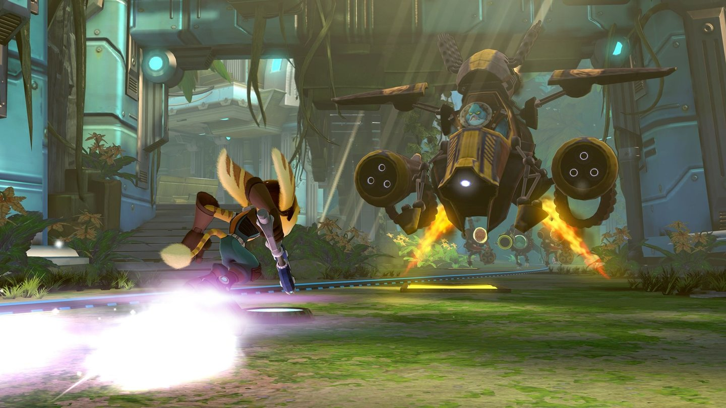 Ratchet and Clank: Q-Force