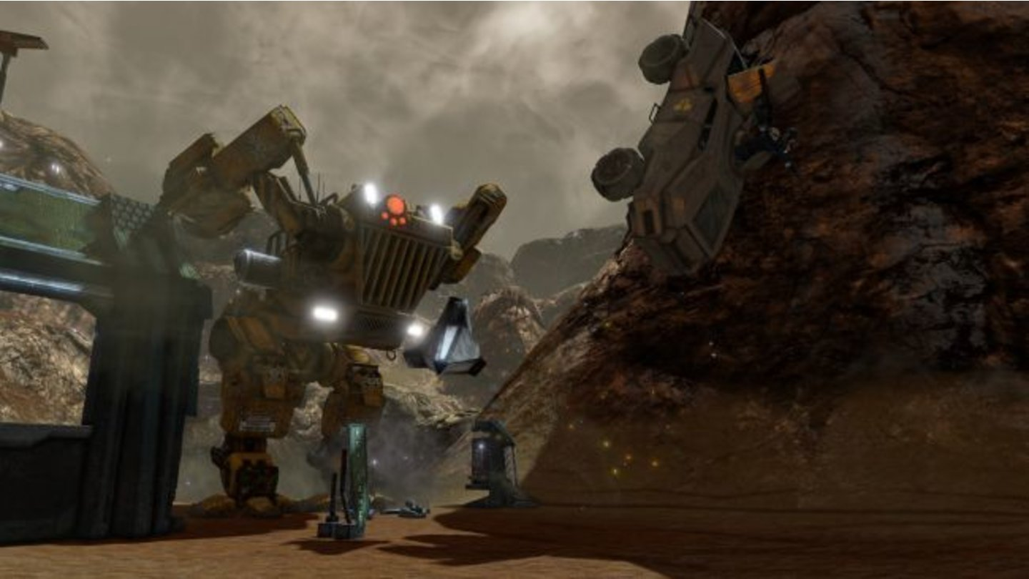 Red Faction Guerrilla: Re-Mars-tered Edition