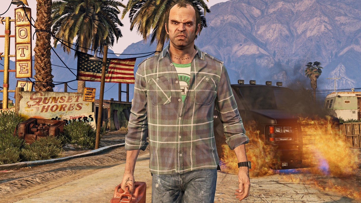 Grand Theft Auto 5 - PC-Version