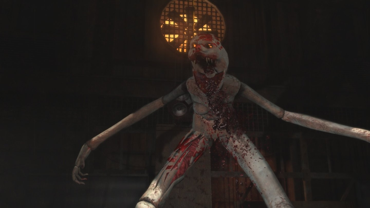 Silent Hill Homecoming 1