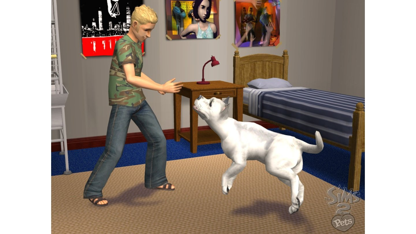 Sims 2 Haustiere 1