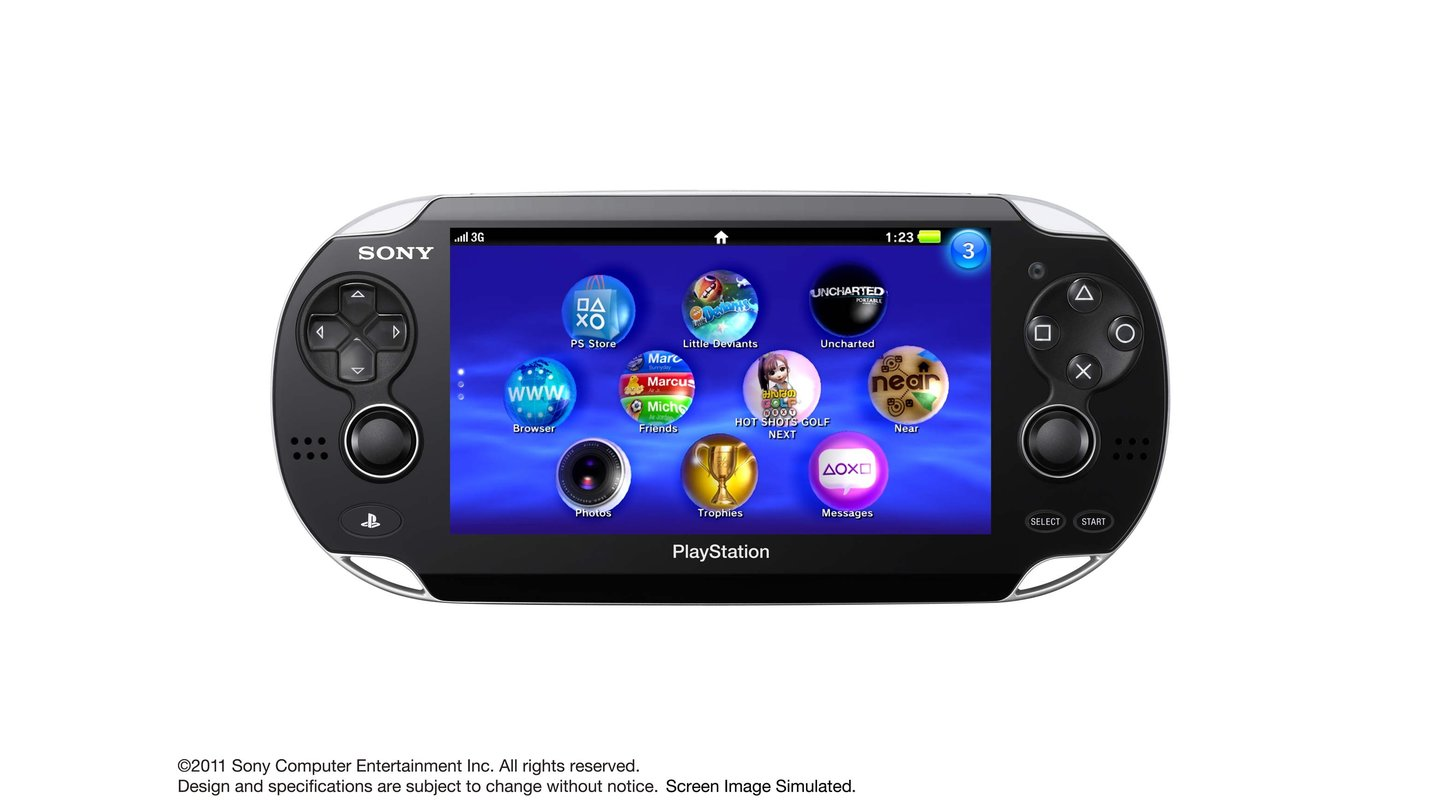 Sony NGP - Next Generation Portable