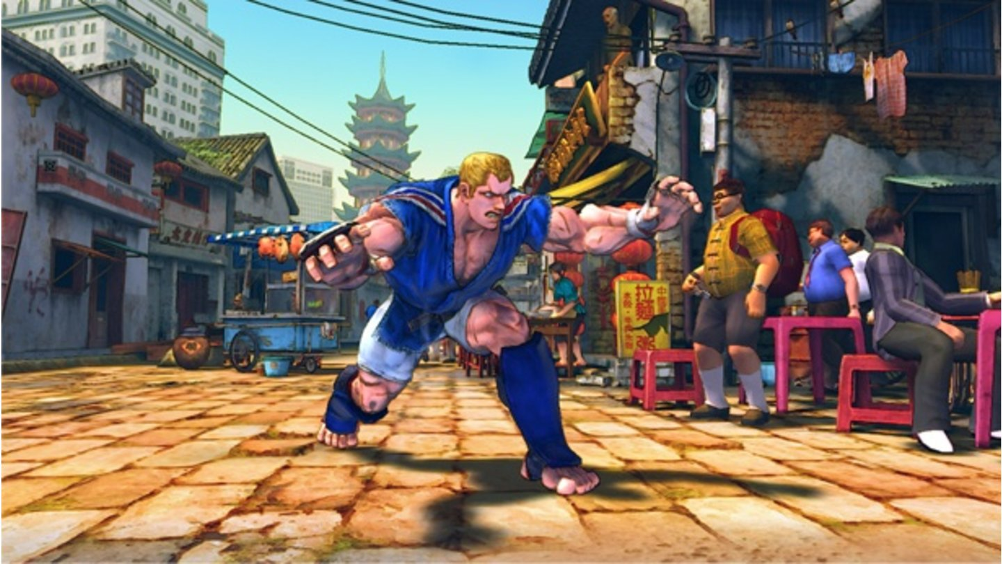 Street Fighter IV 14