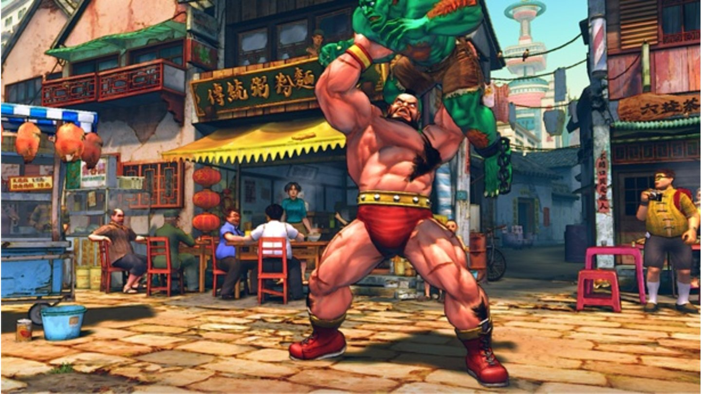Street Fighter IV 21