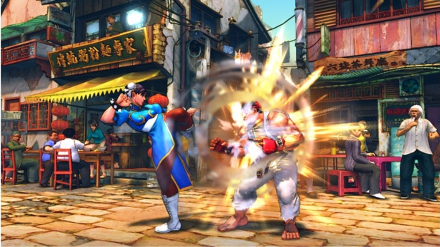 Street Fighter IV 24