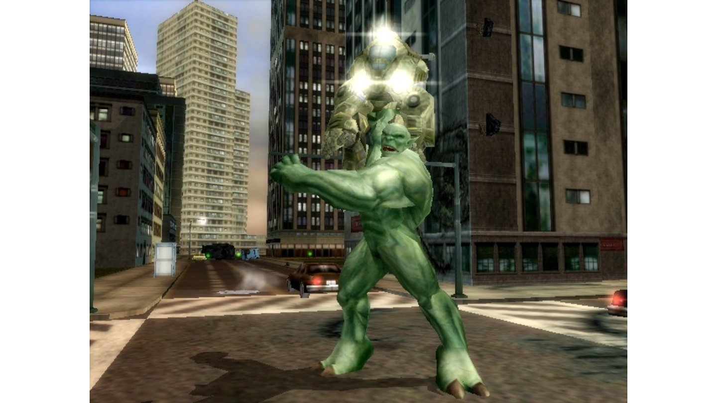 The Incredible Hulk Ultimate Destruction 2