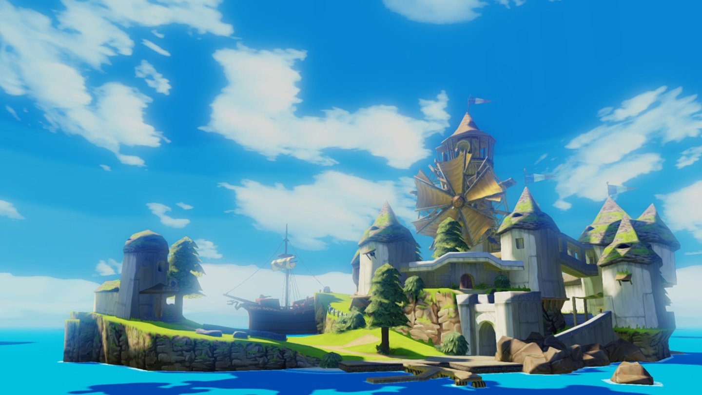 The Legend of Zelda: The Wind Waker - Wii U