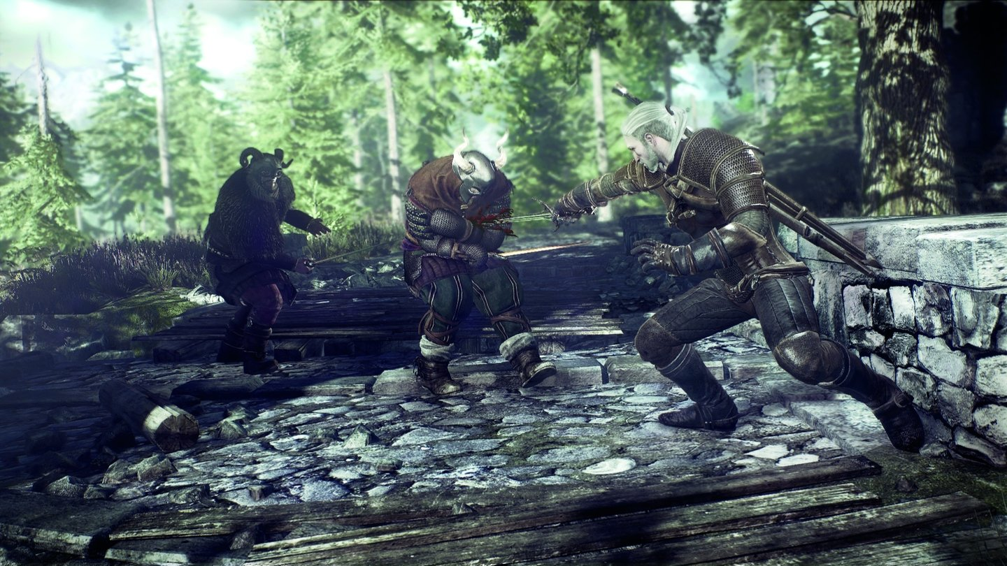 The Witcher 3: Wild Hunt - Screenshots von der Gamescom 2013