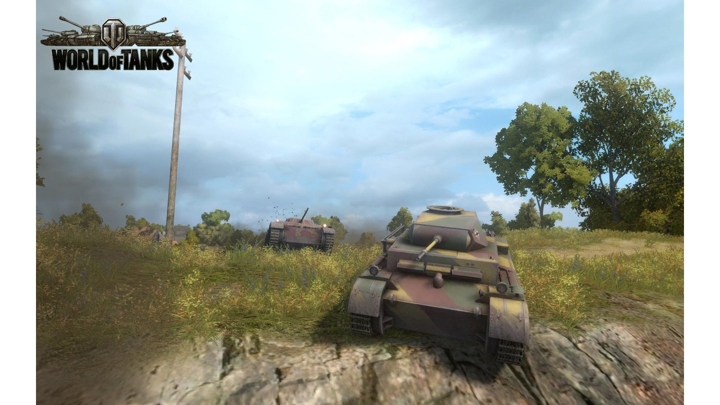 World of Tanks - Update 8.4