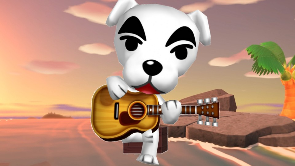 Hier ist K.K.'s Songliste aus Animal Crossing: New Horizons.