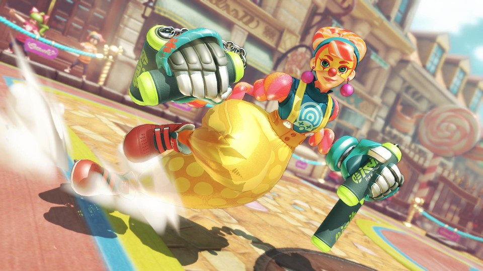 Arms Update 3.2 ist live.