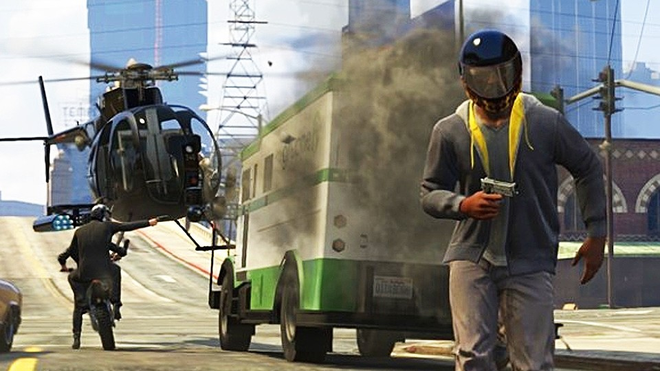 Rockstar Games hat das »San Andreas Anniversary Weekend« in GTA Online eingeläutet.