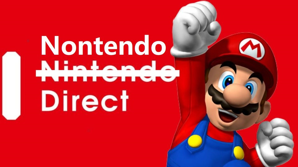 Die Nontendo Direct ist ein Nintendo Direct-Fake.