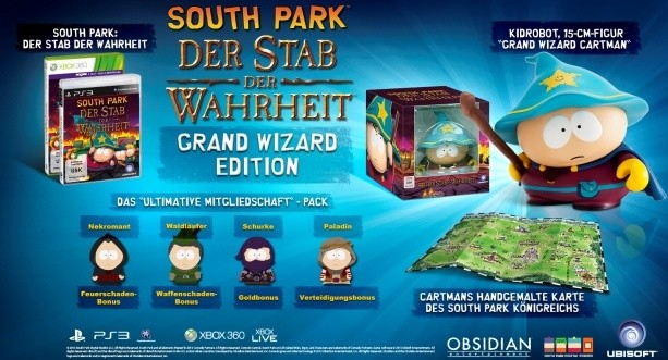 South Park: Der Stab der Wahrheit - Grand Wizard Edition