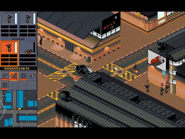 Syndicate (PC, 1993)