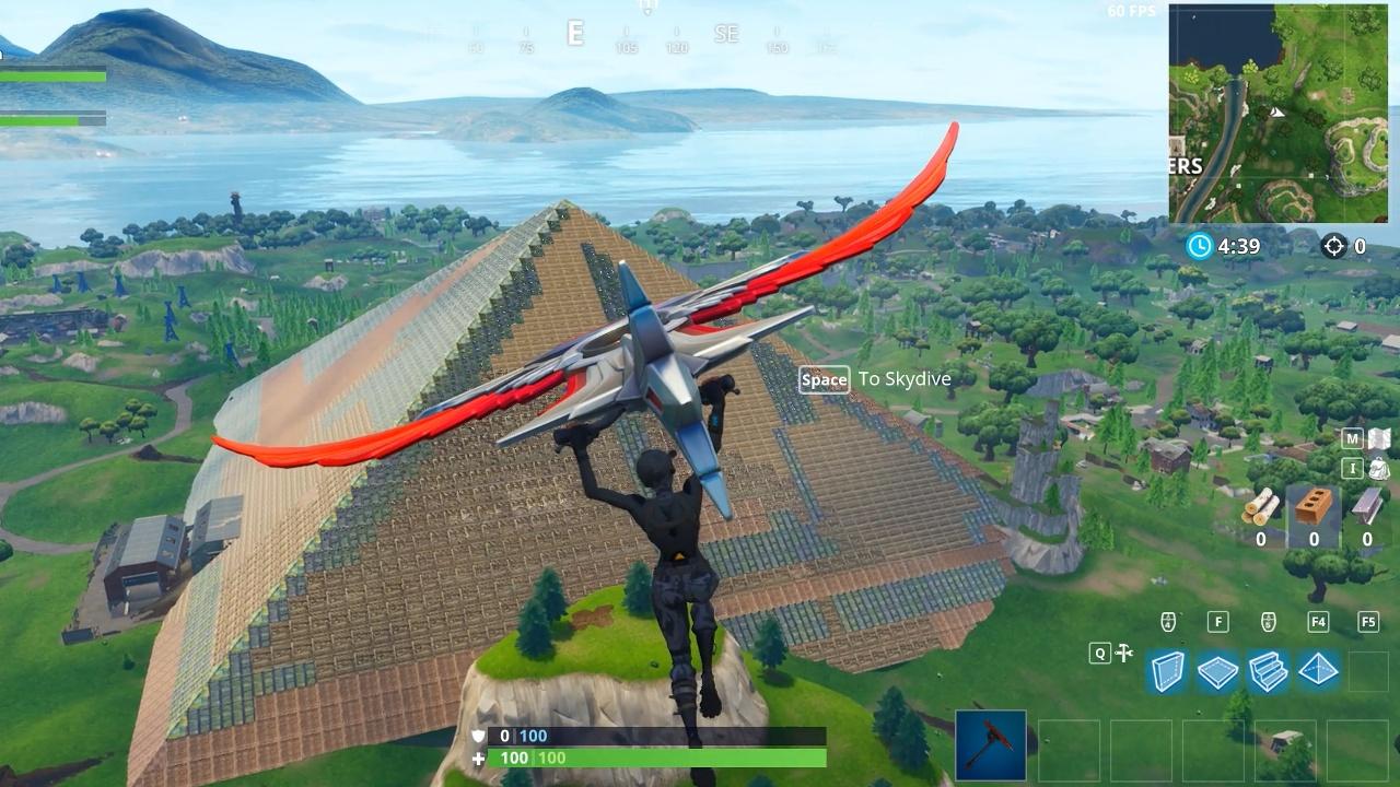 Fortnite Die Besten Community Bauwerke Der Neuen Spielwiese