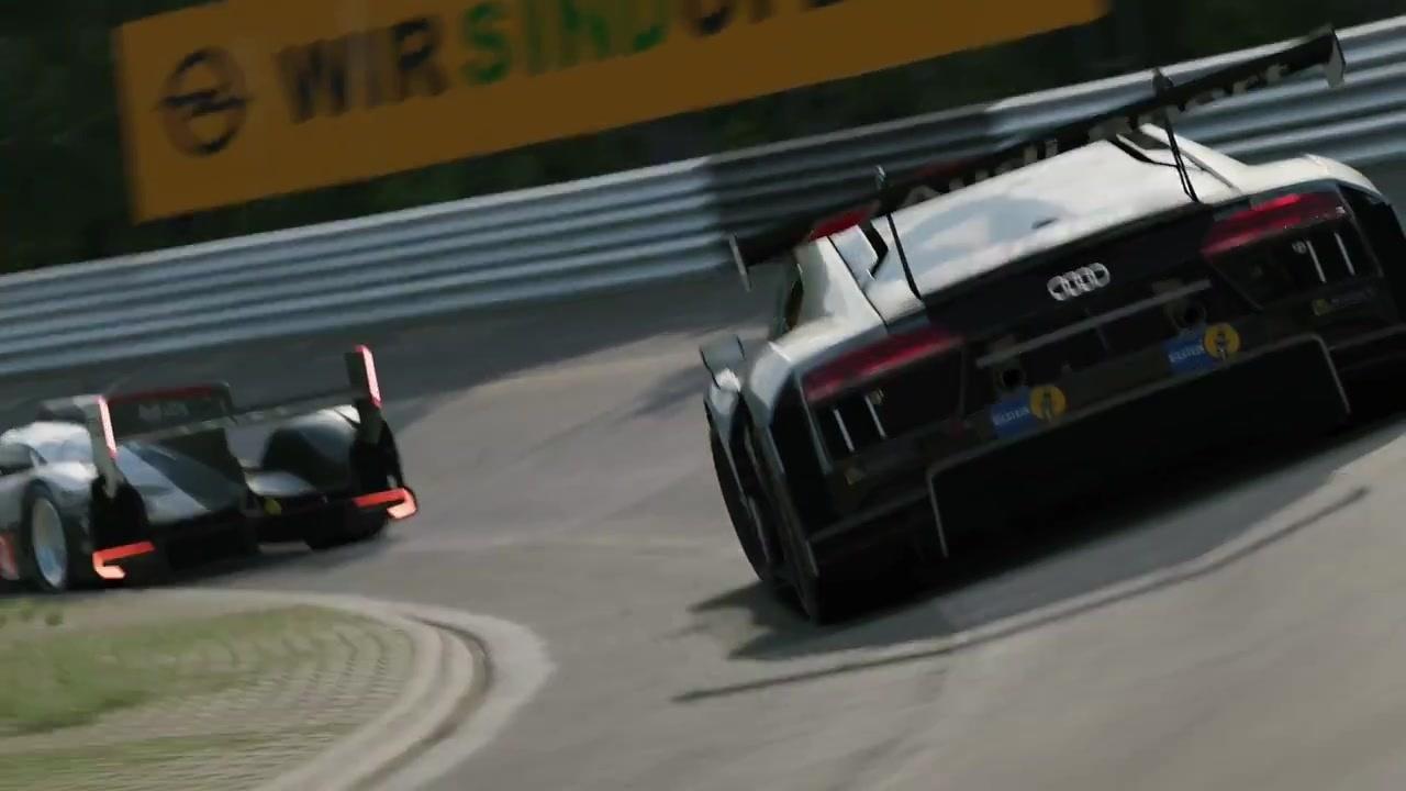 Gran Turismo Sport - Beta-Videos zeigen Online-Rennen und PS4-Pro-Gameplay