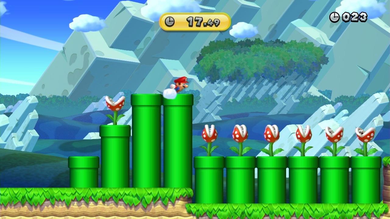 New Super Mario Bros. U im Test - It\'s a Mario