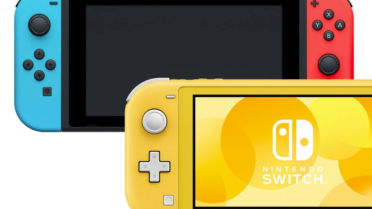 Unterschied Switch Lite