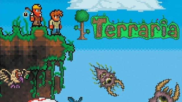 Terraria Im Test Spaß Ohne Grenzen GamePro - Minecraft terraria spielen